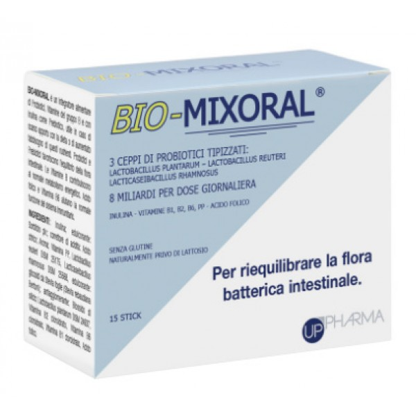 Bio Mixoral 15 Stick - Integratore Alimentare