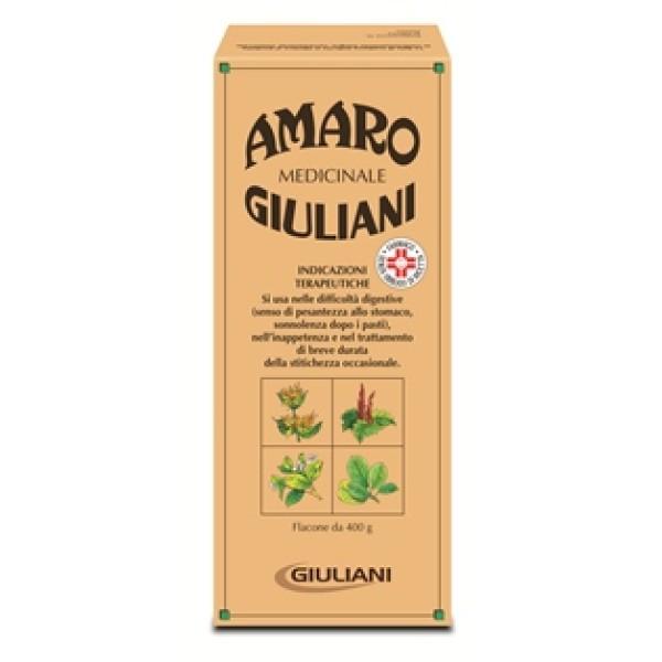 Amaro Medicinale Giuliani Soluzione Orale 400 grammi