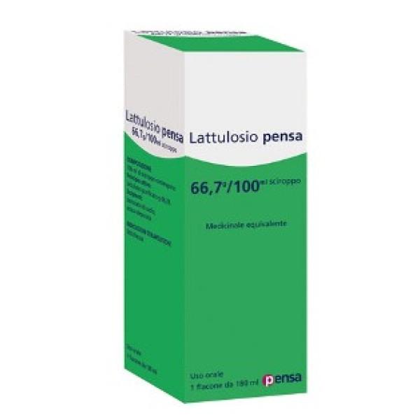 Lattulosio Pensa 180 ml - Sciroppo Lassativo