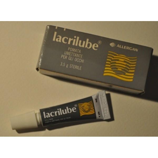 Lacrilube Unguento Oftalmico Lubrificante 3,5 grammi