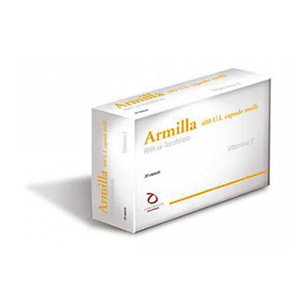 Armilla 400 U.I. 30 Capsule Molli - Integratore Vitamina E