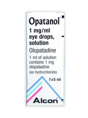 Opatanol 1mg/ml Olopatadina Collirio 5 ml
