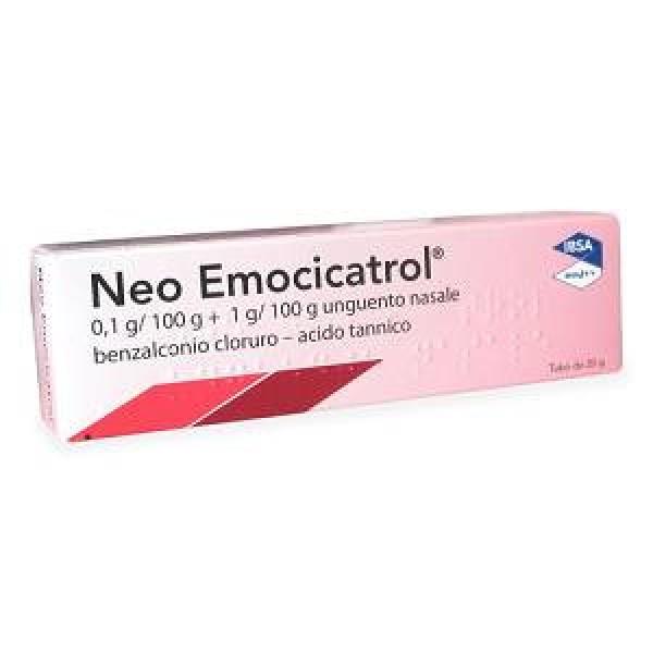 Neo-Emocicatrol Unguento Nasale 20 grammi