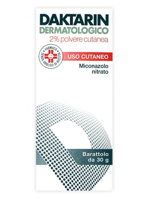 Daktarin Dermatologico Polvere Cutanea 2% Miconazolo 30 grammi