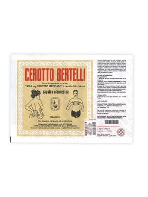 Bertelli Cerotto Grande 24 x 16 cm