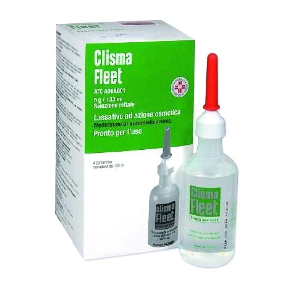 CLISMA FLEET 4 Flac.133ml