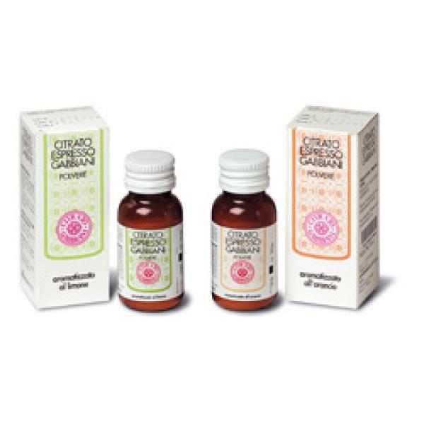 Citrato Espresso Gabbiani Magnesio Polvere Lassativa 43 grammi Arancia