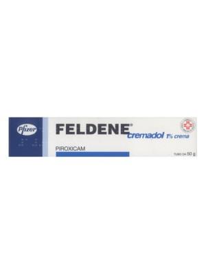 Feldene Cremadol 1% Piroxicam Dolori Articolari Crema 50 grammi
