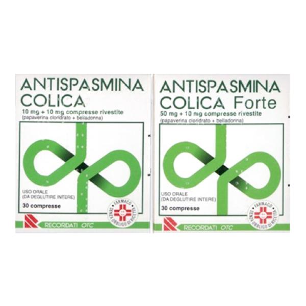ANTISPASMINA COLICA*30CPR RIV