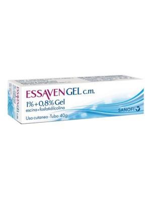 Essaven Gel Escina Fosfatidilcolina Tubo 40 grammi