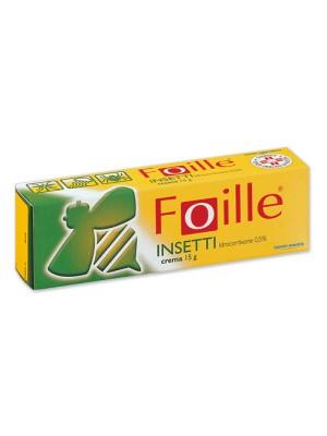 Foille Insetti Idrocortisone Crema Antinfiammatoria 15 grammi
