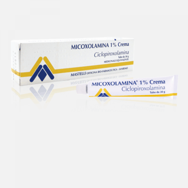 MICOXOLAMINA Crema Derm.30g