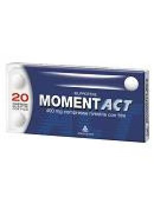 Momentact 400 mg 20 Compresse Rivestite