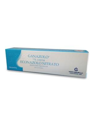 Ganazolo Crema 1% Econazolo Nitritato Antimicotico 30 grammi