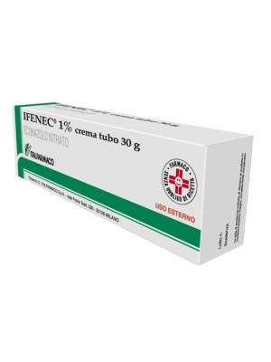 Ifenec 1% Econazolo Nitrato Crema Antimicotica 30 grammi
