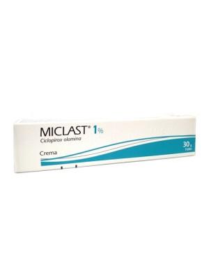 Miclast Crema 1% Ciclopiroxolamina Antimicotico 30 grammi