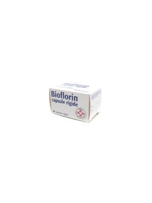 Bioflorin Integratore di Fermenti Lattici con Enterobatteri 25 Capsule