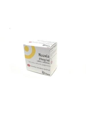 Naaxia Collirio 4,9% 30 Flaconcini Monodose