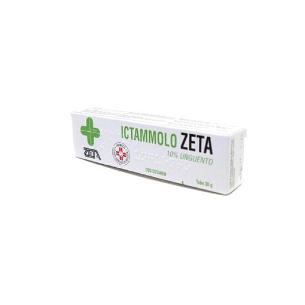 Ictammolo Zeta 10% Unguento 30 grammi