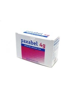 Paxabel 4 grammi Macrogol 4000 Polvere Soluzione Orale 20 Bustine