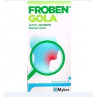 Froben Gola Collutorio 0,25% 160 ml