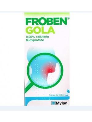 Froben Gola Collutorio 0,25% 160 ml