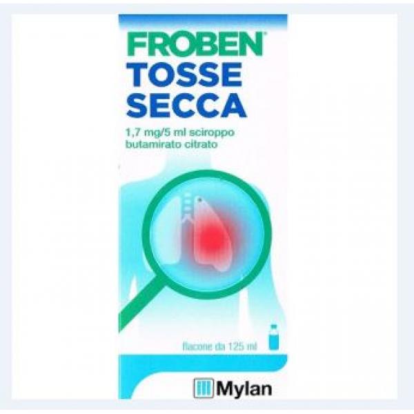 Froben Tosse Secca Sciroppo 125 ml