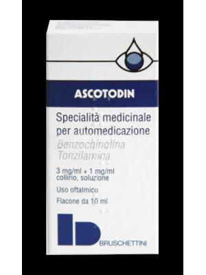 Ascotodin Collirio N-Metilbenzochinolina Metilsolfato 10 ml