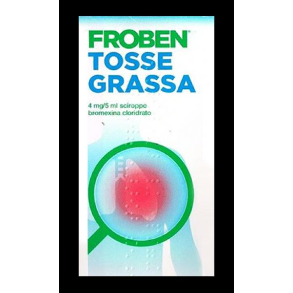 Froben Tosse Grassa Sciroppo 250 ml