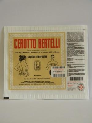 Bertelli Cerotto Grande 16 x 12 cm