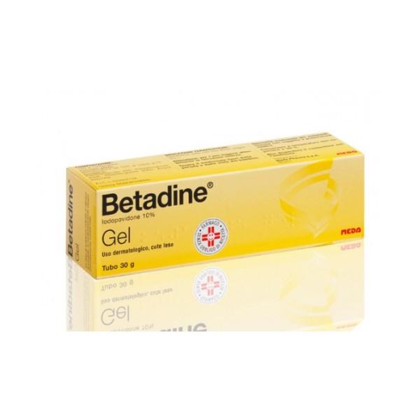 Betadine Gel Cutaneo Disinfettante 10% 30gr
