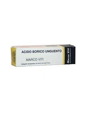 Acido Borico Viti 3% Unguento Antisettico Tubo 50 grammi