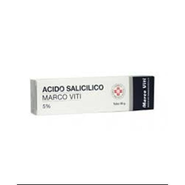 Acido Salicilico Viti 5% Unguento 30 grammi