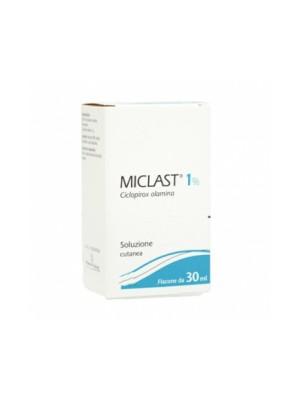 Miclast Soluzione Cutanea Ciclopiroxolamina Flacone 30 ml