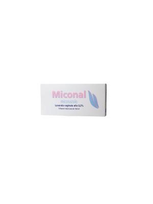 Miconal 0,2% Miconazolo Lavanda Vaginale Antimicotica 5 Flaconi da 150 ml