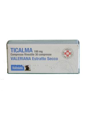 TICALMA*30CPR RIV 100MG
