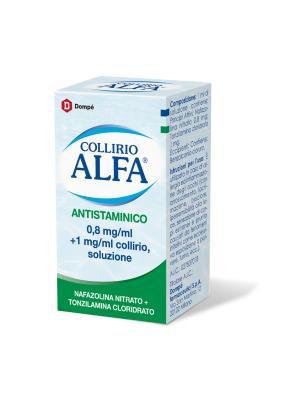 Collirio Alfa Antistaminico Nafazolina 10 ml