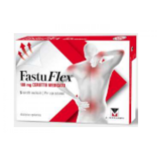 Fastuflex 5 Cerotti Medicazione 180 mg