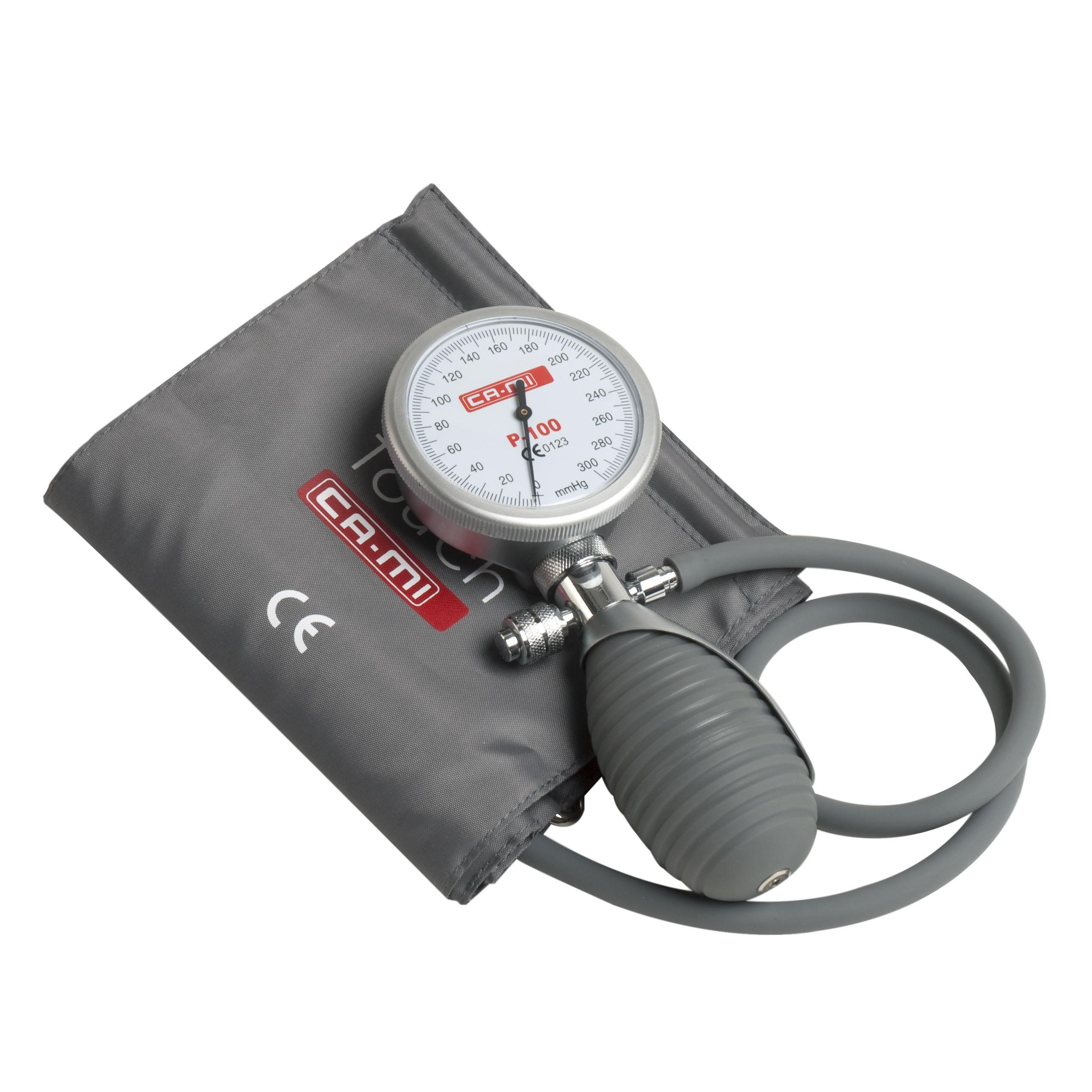 Ca mi A 50 Sfigmomanometro Aneroidi Misuratore di Pressione di Pressione Manuale