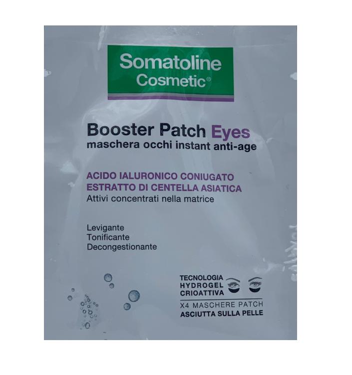 Somatoline Cosmetics Maschera Occhi Anti Age 4 Patch