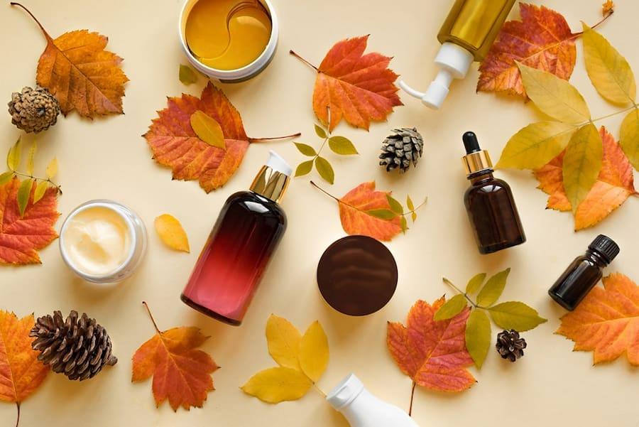 in inverno bisogna utilizzare creme più ricche che nutrono in profondità la pelle del viso