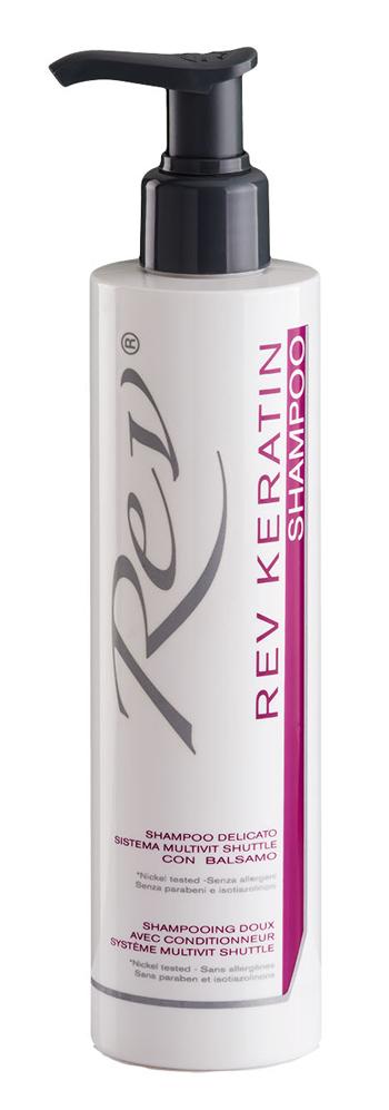 REV Keratin Shampoo 250 ml