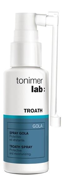 Tonimer Lab Gola Spray Idratante e Protettivo 15ml