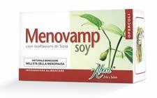 Aboca Menovamp Soy 60 Opercoli - Integratore Menopausa