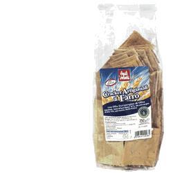 BAULE VOLANTE Crackers Farro S/L 200g