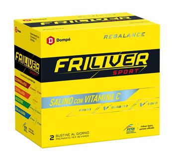 FRILIVER Sport Rebalance 24 Bs