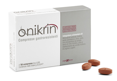 ONIKRIN Int. 30Cpr 0,85g