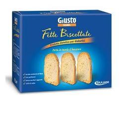 Giusto Diabel Fette Biscottate per Diabetici 300 grammi