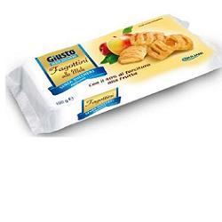 Giusto Senza Zuccheri Aggiunti Fagottini alle Mele 100 grammi
