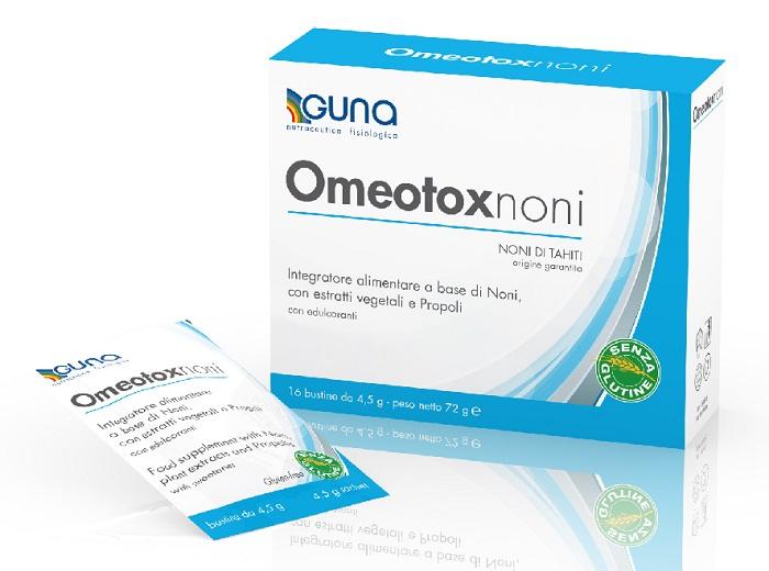 OMEOTOX*NONI 16 Buste